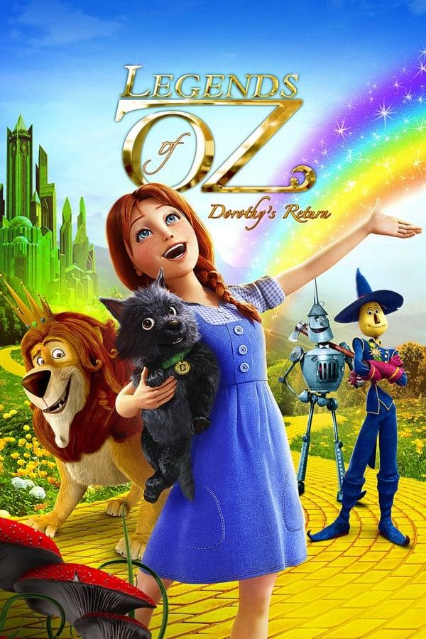 ზურმუხტის ქალაქში დაბრუნება / Legends of Oz: Dorothy's Return