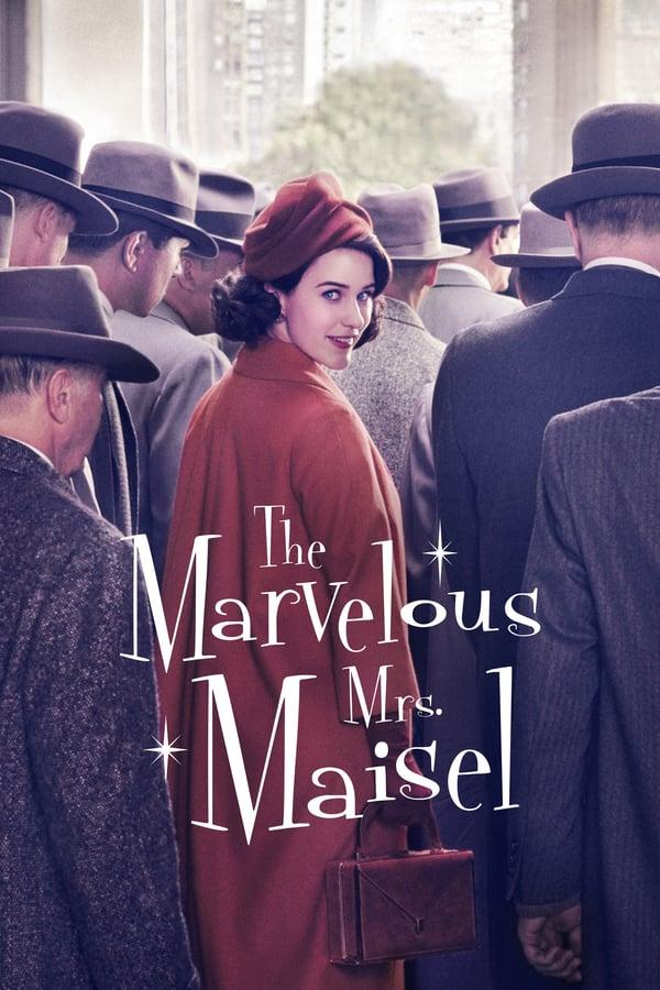 საოცარი მისის მეიზელი / The Marvelous Mrs. Maisel
