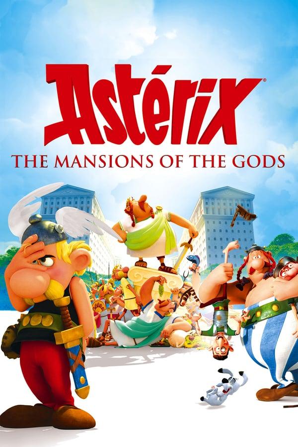 ასტერიქსი: ღმერთების მიწა / Asterix: The Mansions of the God