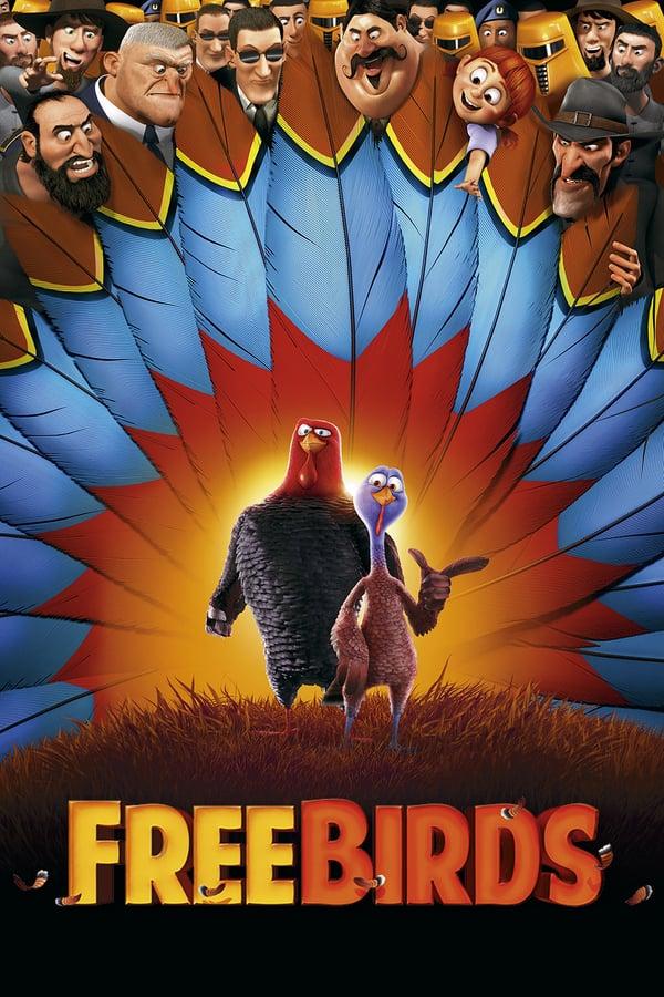 თავისუფალი ჩიტები / Free Birds