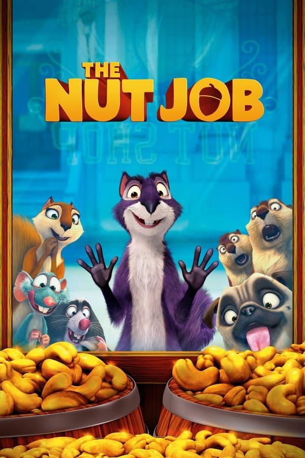 რეალური ციყვი / The Nut Job