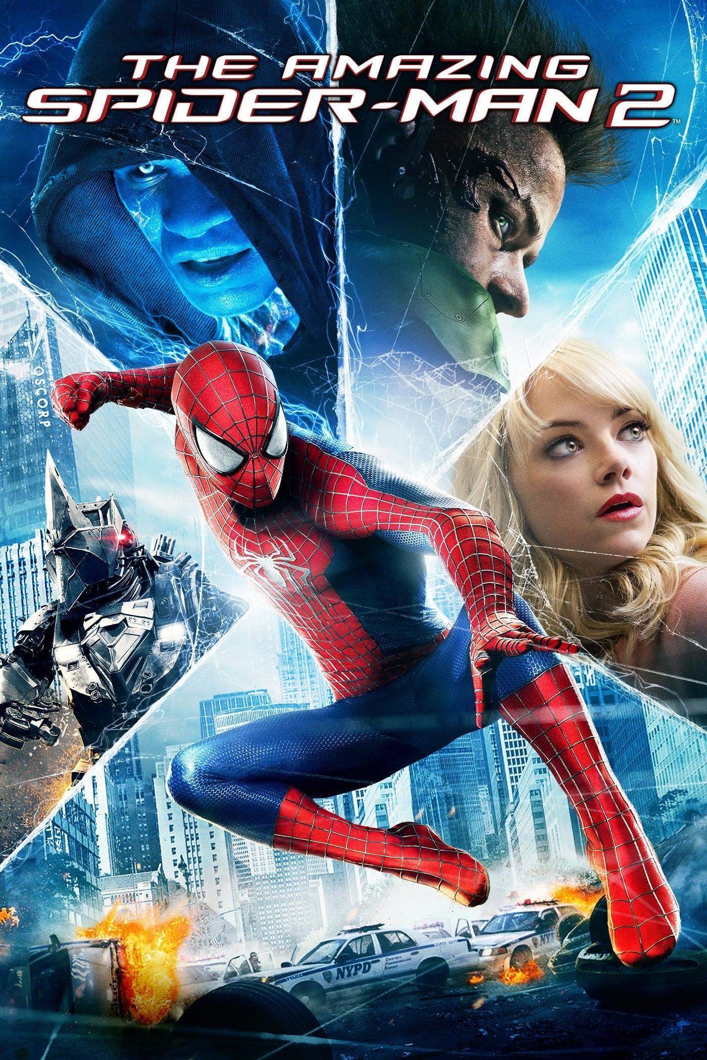 წარმოუდგენელი ადამიანი-ობობა 2 / The Amazing Spider-Man 2