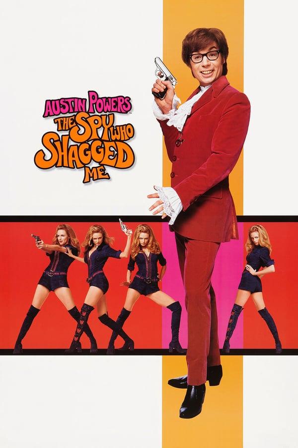 ოსტინ პაუერსი 2 / Austin Powers: The Spy Who Shagged Me