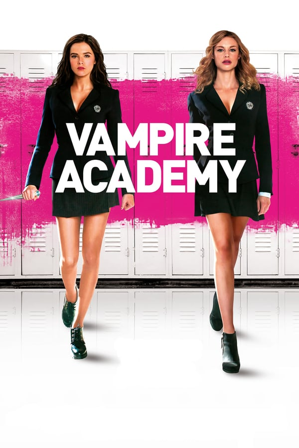 ვამპირების აკადემია / Vampire Academy
