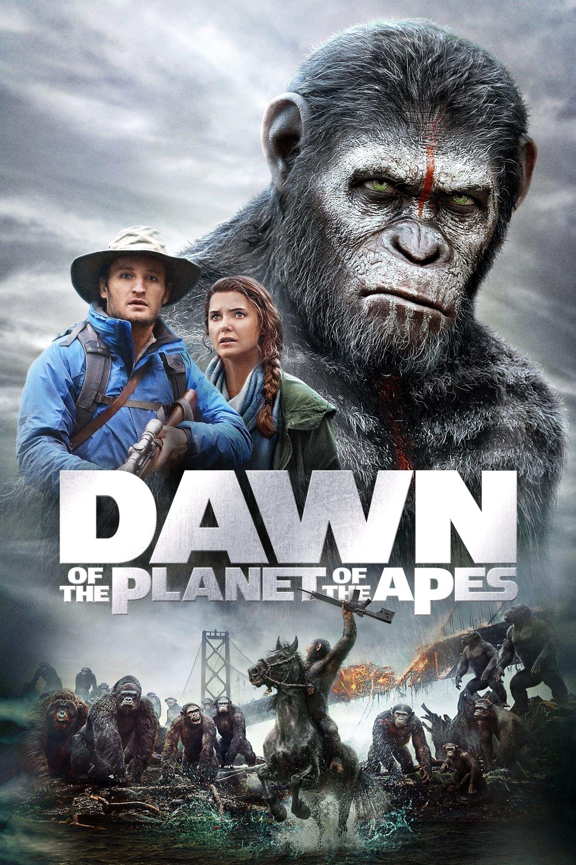 მაიმუნების პლანეტა: რევოლუცია / Dawn of the Planet of the Apes