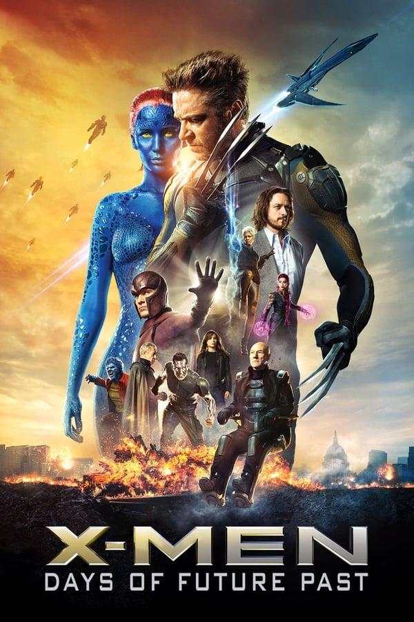 იქს-ადამიანები: მომავლის განვლილი დღეები / X-Men: Days of Future Past