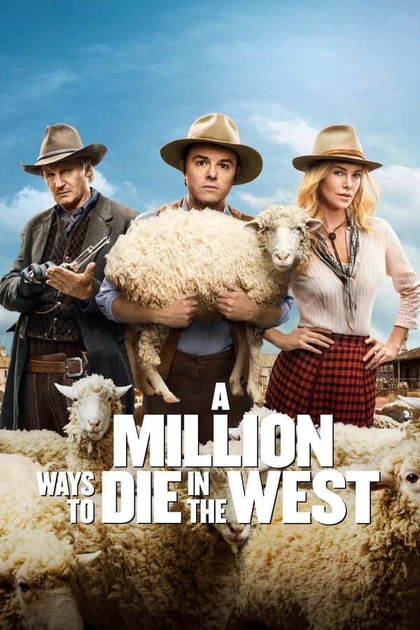 სიკვდილის მილიონი ხერხი დასავლეთში / A Million Ways to Die in the West