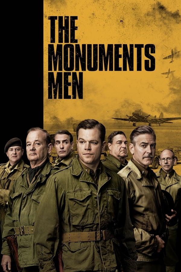 მონუმენტების მცველები / The Monument Men