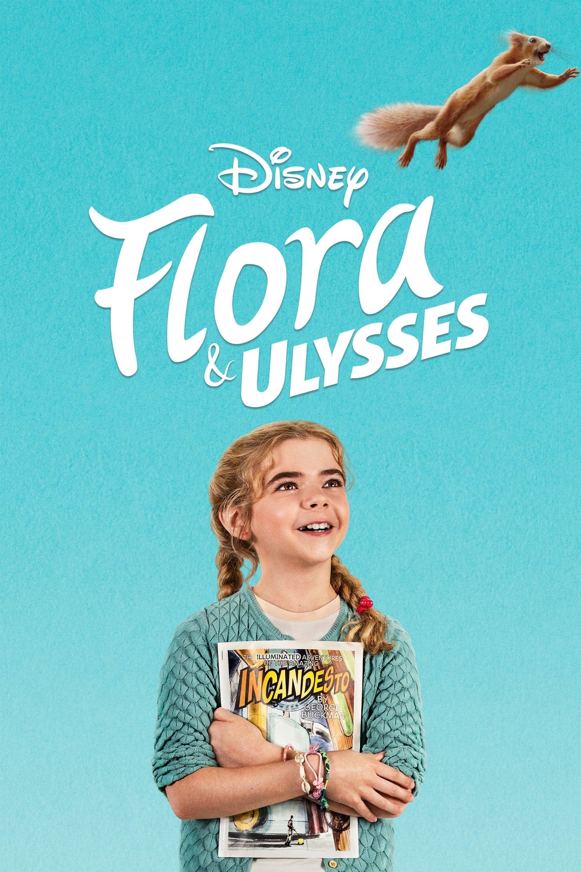 ფლორა და ულისე / Flora & Ulysses
