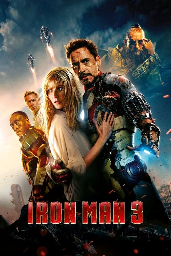 რკინის კაცი 3 / Iron Man Three