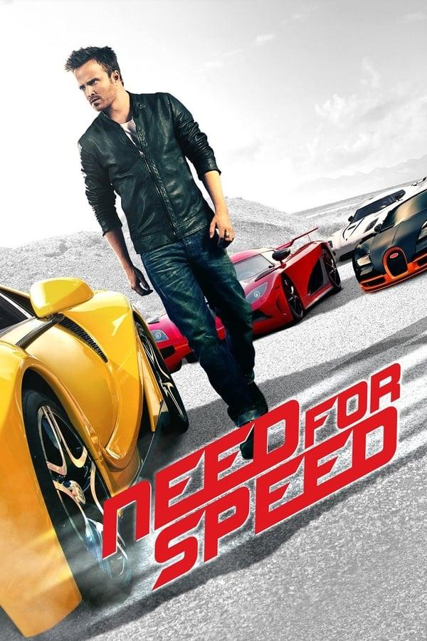 სიჩქარის წყურვილი / Need for Speed