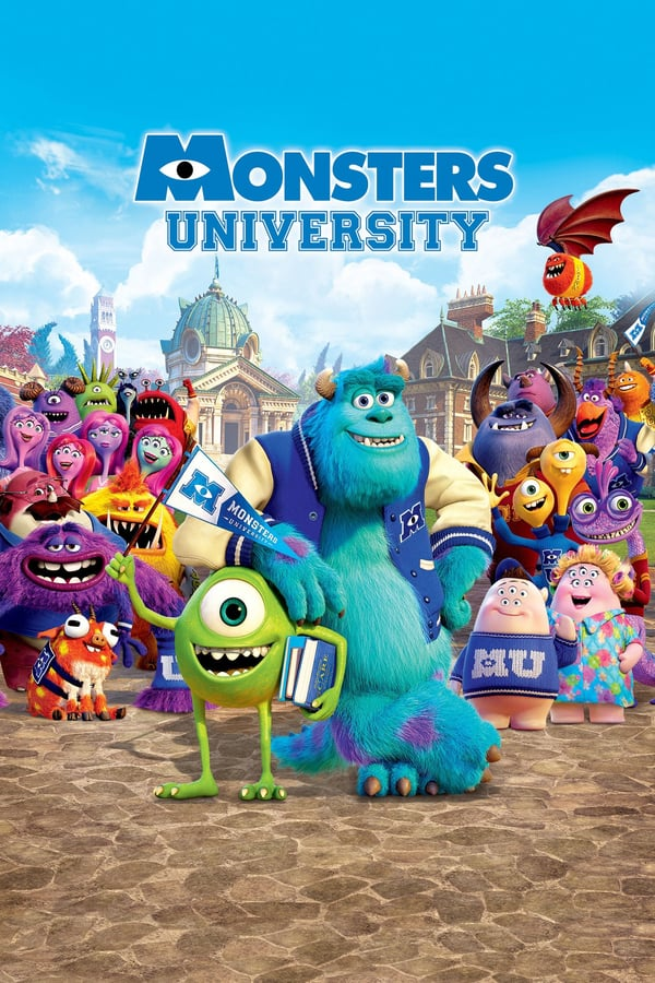 მონსტრების უნივერსიტეტი / Monsters University