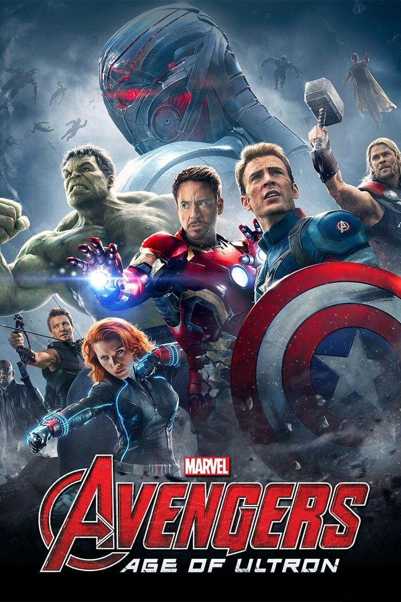 შურისმაძიებლები: ალტრონის ერა / Avengers: Age of Ultron