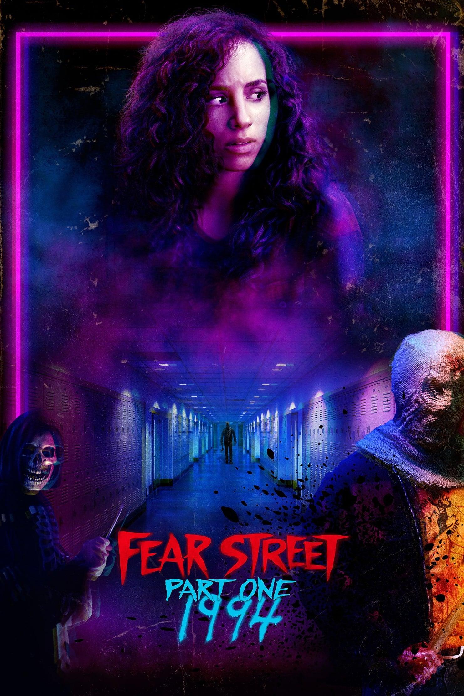 შიშის ქუჩა ნაწილი პირველი: 1994 / Fear Street Part One: 1994