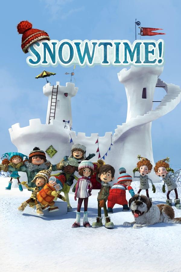 ბრძოლა თოვლის მეშვეობით / Snowtime!