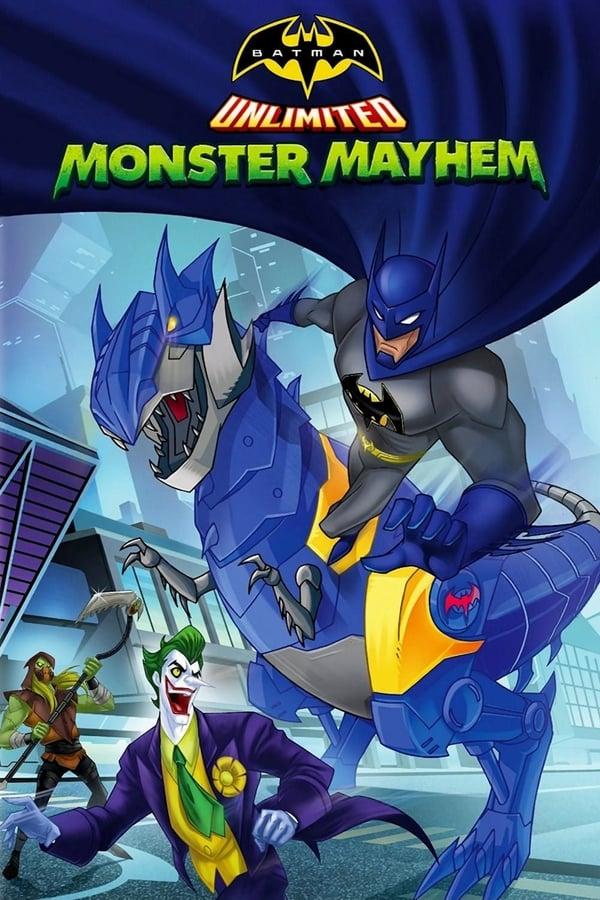 ბეტმენი: მონსტრების ქაოსი / Batman Unlimited: Monster Mayhem