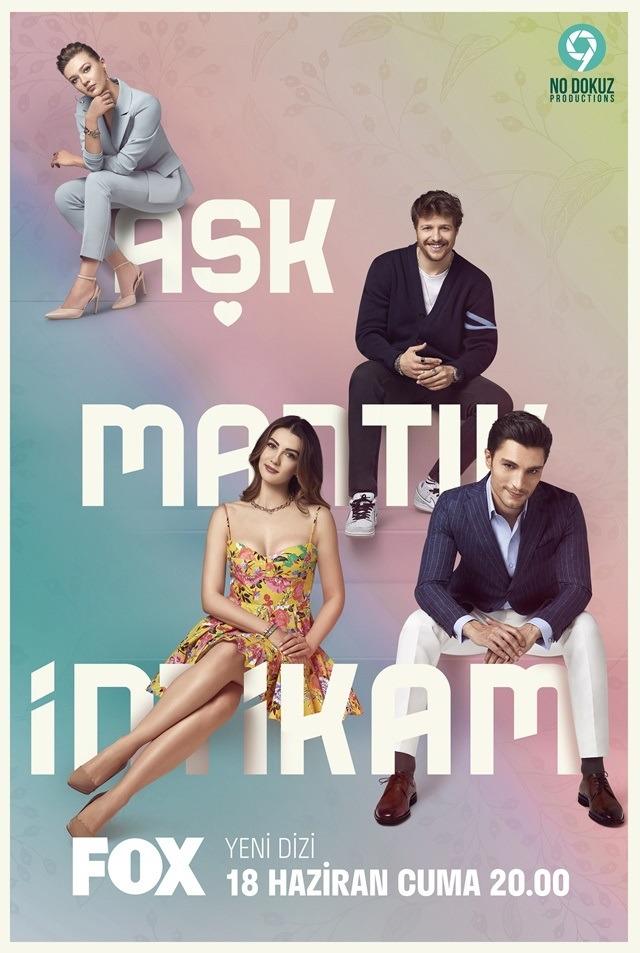 სიყვარულის ლოგიკური შურისძიება / Ask Mantik Intikam