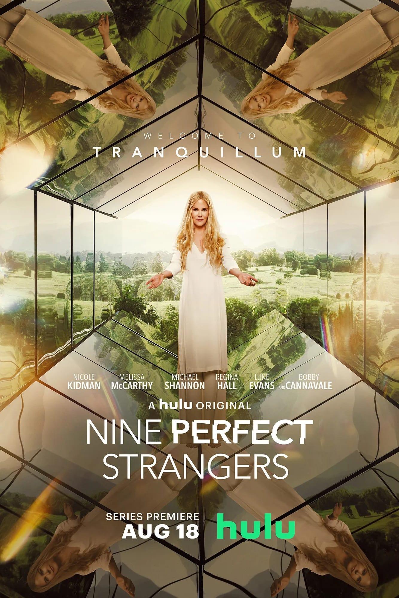 ცხრა უცნობი ადამიანი / Nine Perfect Strangers