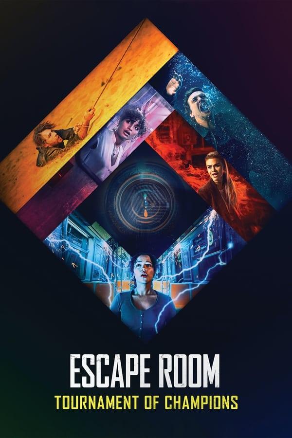 გასაქცევი ოთახიდან: ჩემპიონთა ტურნირი / Escape Room: Tournament of Champions
