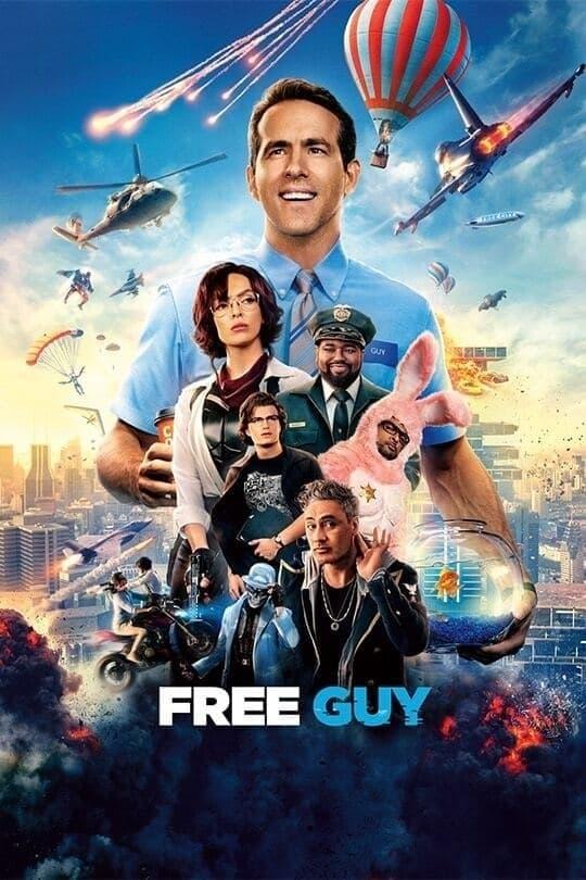 მთავარი გმირი / Free Guy