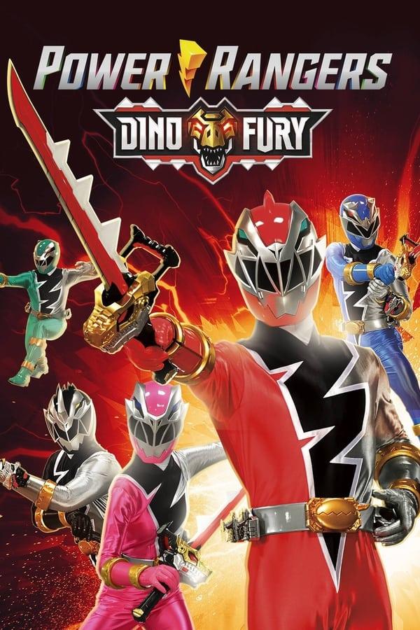 ყოვლისშემძლე რეინჯერები: დინო რისხვა / Power Rangers Dino Fury