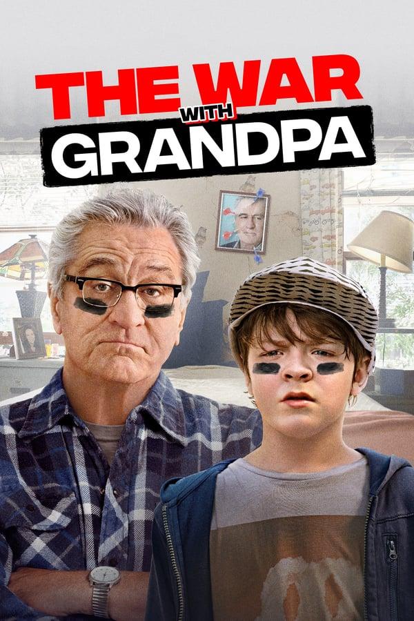ომი ბაბუასთან / The War with Grandpa