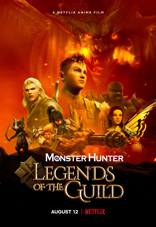 Monster Hunter: გილდიის ლეგენდები / Monster Hunter: Legends of the Guidl