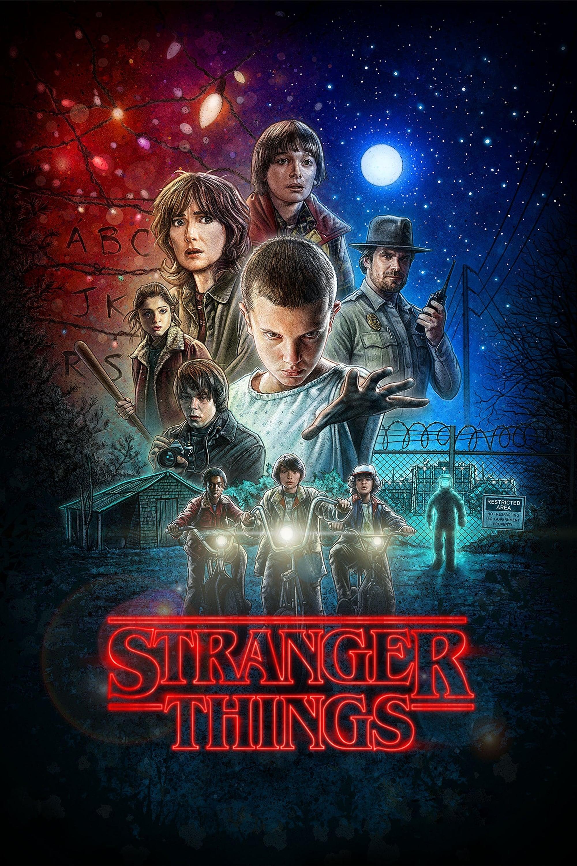 უცნაური ამბები / Stranger Things