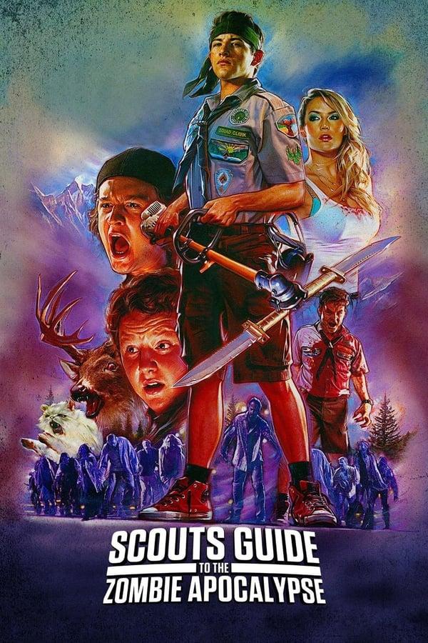 სკაუტები ზომბების წინააღმდეგ / Scouts Guide to the Zombie Apocalypse