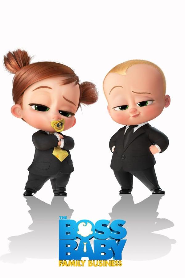 ჩვილი ბოსი 2 / The Boss Baby: Family Business