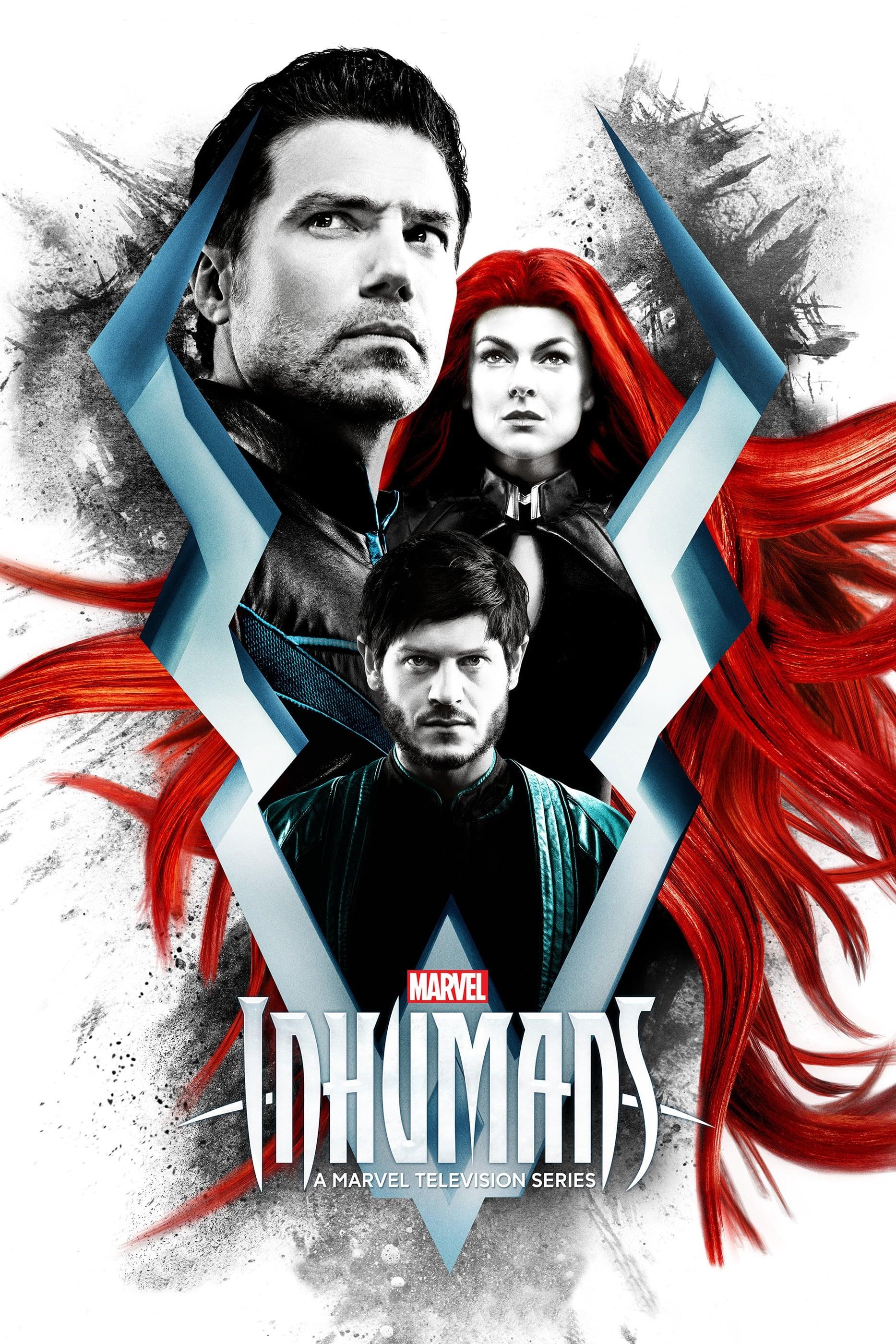 ზეადამიანები / Inhumans