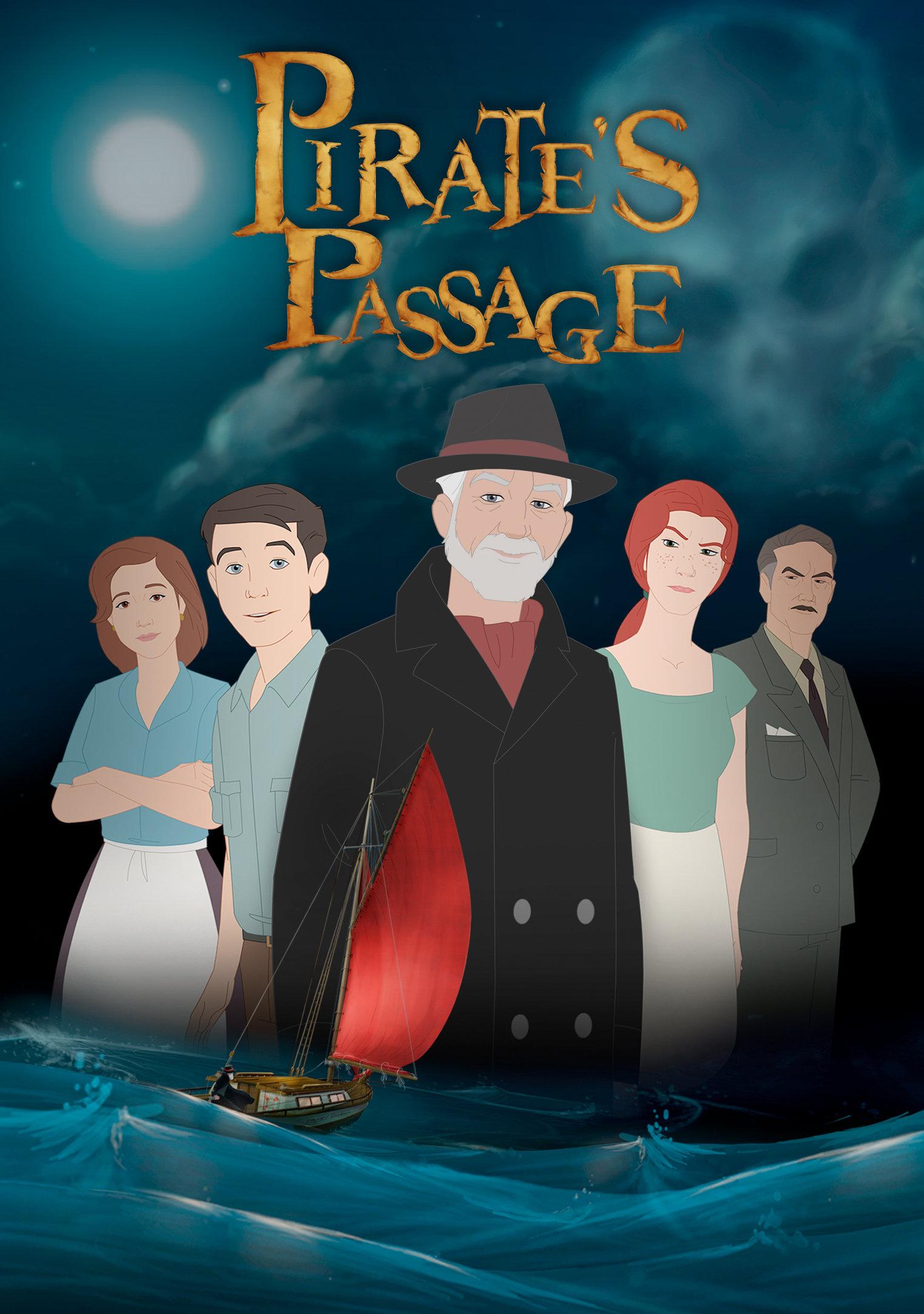 მეკობრის მსვლელობა / Pirate's Passage