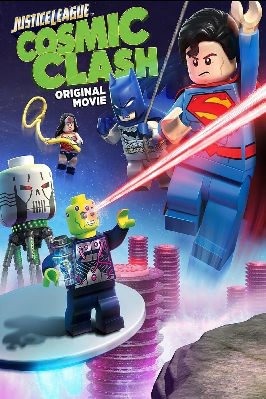 ლეგო DC-ის კომიქსების სუპერ გმირები: სამართლიანი ლიგა: კოსმიური შეჯახება / Lego DC Comics Super Heroes: Justice League - Cosmic Clash