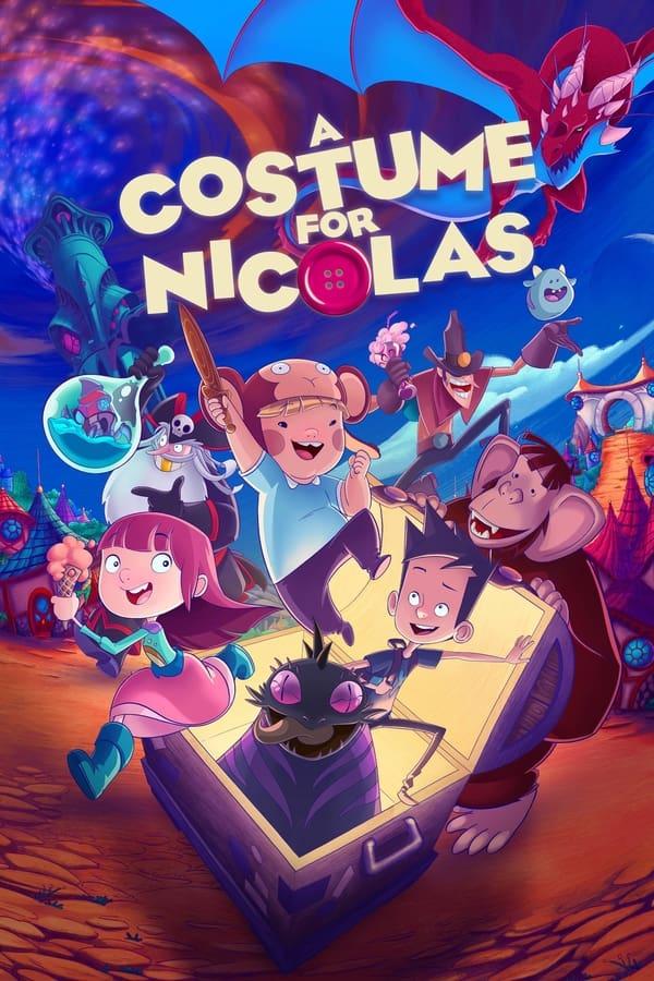 კოსტიუმი ნიკოლასისთვის / A Costume for Nicholas