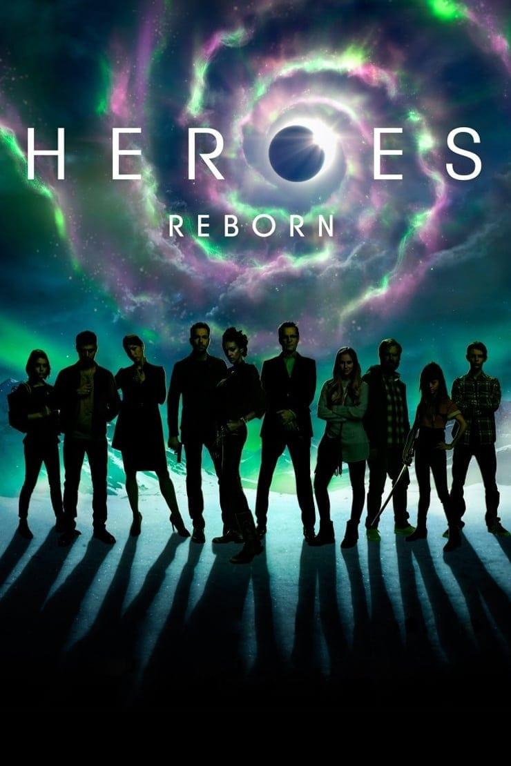 გმირები:აღზევება / Heroes: Reborn
