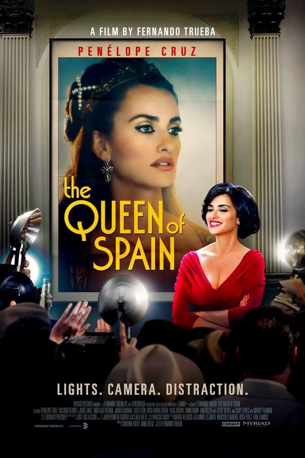 ესპანეთის დედოფალი / The Queen of Spain