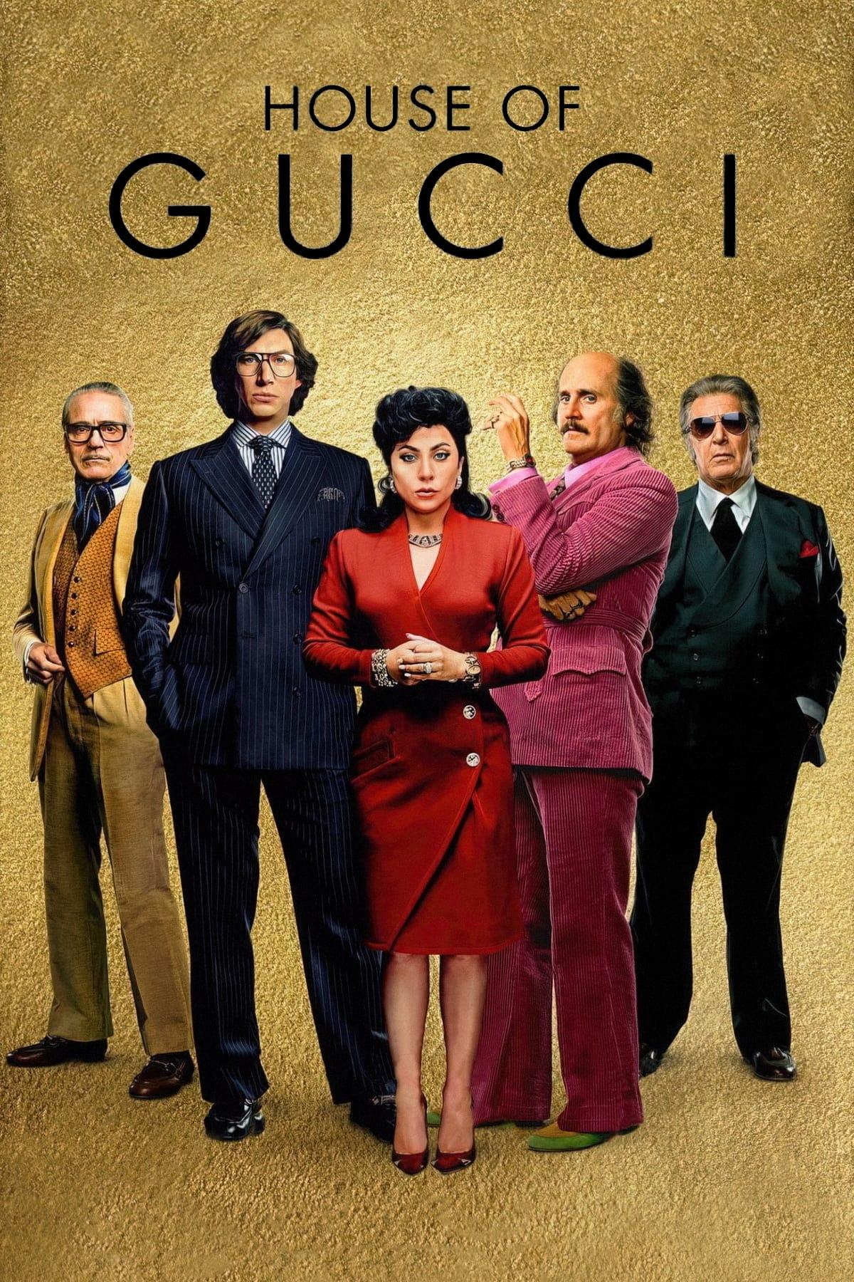 გუჩის სახლი / House of Gucci
