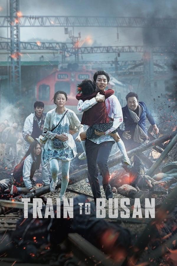 მატარებელი ბუსანში / Busanhaeng