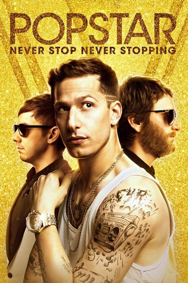 პოპვარსკვლავი: არასოდეს შეწყვიტო არასოდეს შეწყვეტა / Popstar: Never Stop Never Stopping