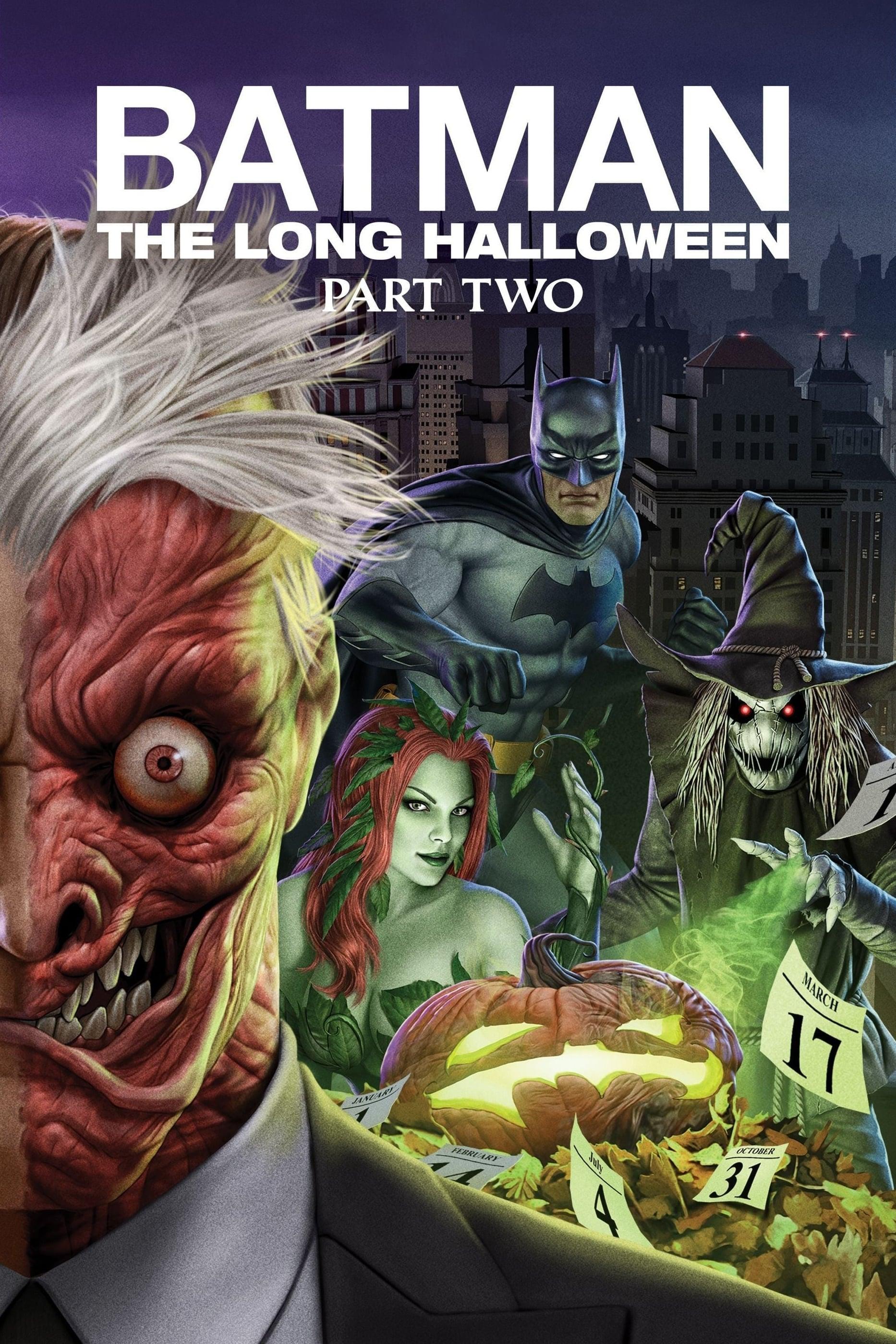 ბეტმენი: ხანგრძლივი ჰელოუინი, ნაწილი ორი / Batman: The Long Halloween, Part Two