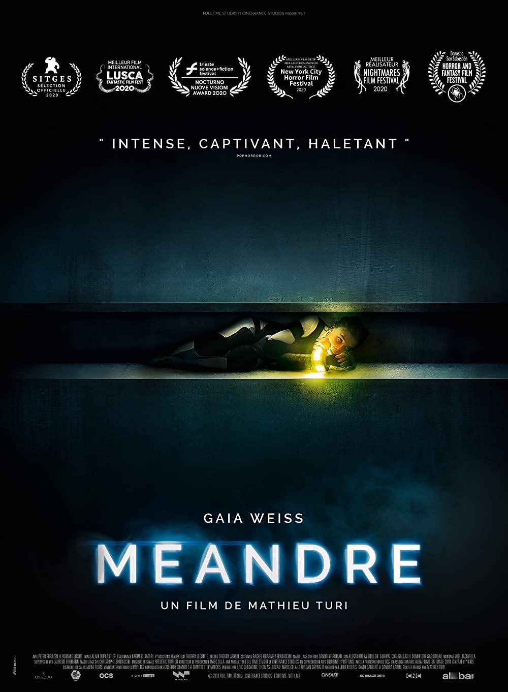 მეანდრი / Meander