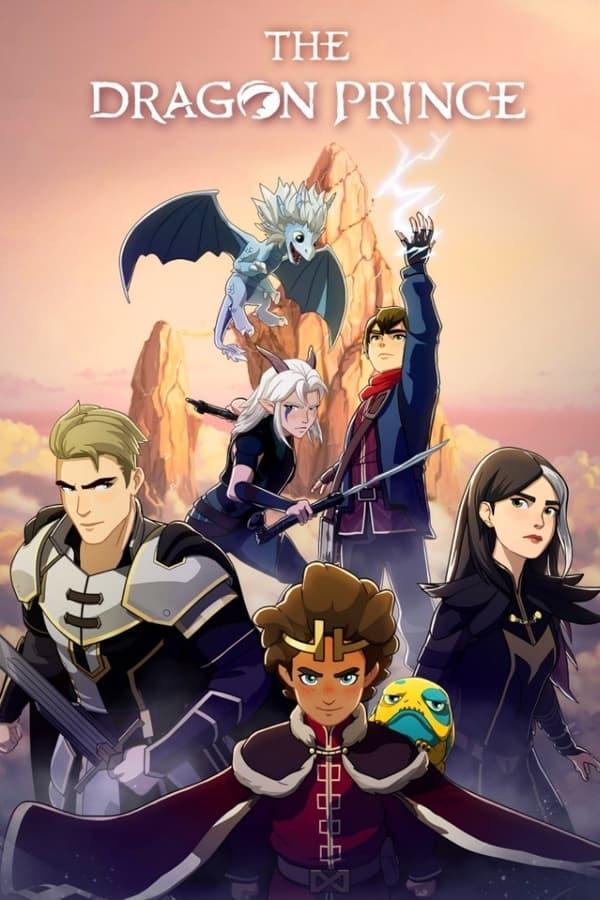 პრინცი დრაკონი / The Dragon Prince