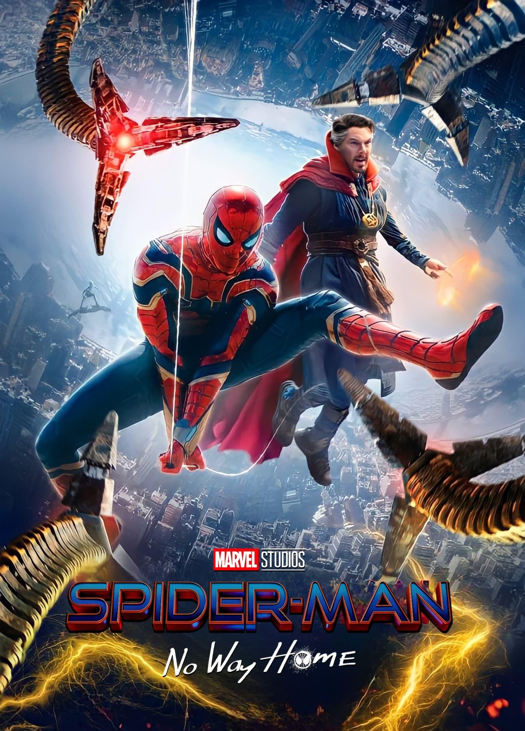 ადამიანი-ობობა: სახლში დასაბრუნებელი გზა არ არსებობს / Spider-Man: No Way Home