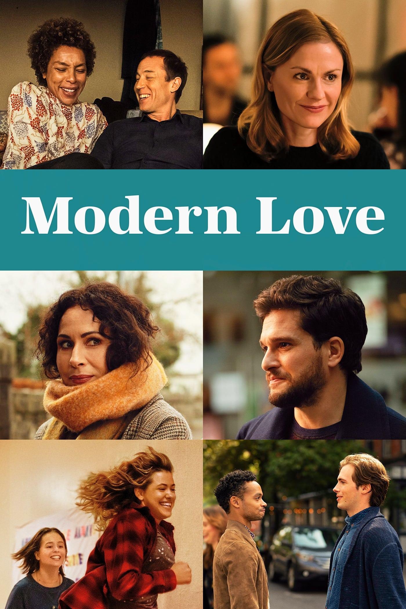 თანამედროვე სიყვარული / Modern Love