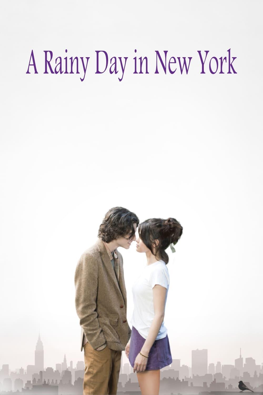 წვიმიანი დღე ნიუ იორკში / A Rainy Day in New York