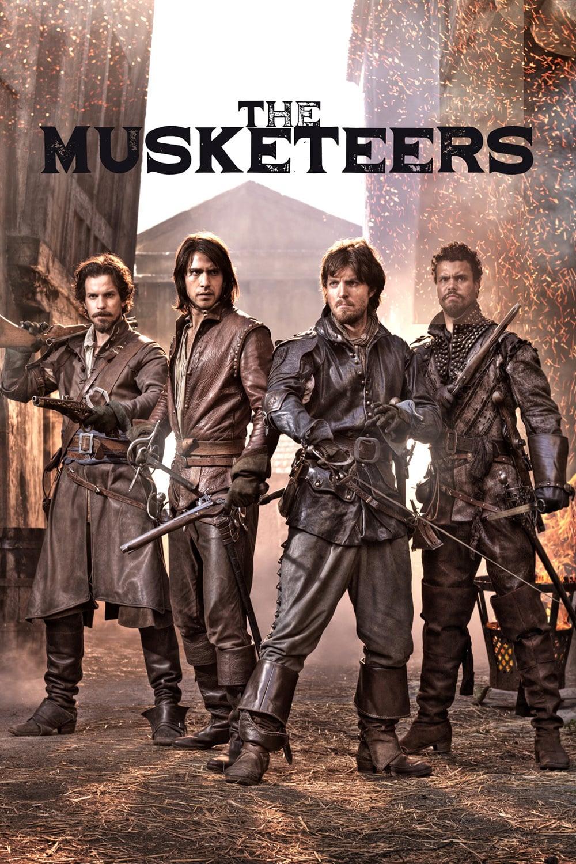 მუშკეტერები / The Musketeers